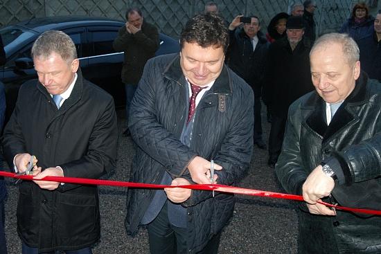 В Сосновом Бору открылся новый учебно-производственный комплекс «Союзатомстрой»